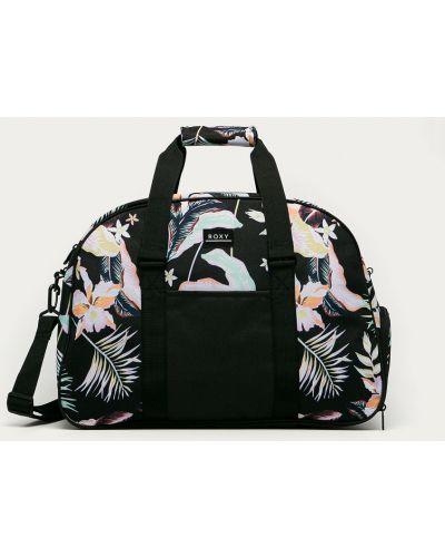Czarna torba podróżna Roxy