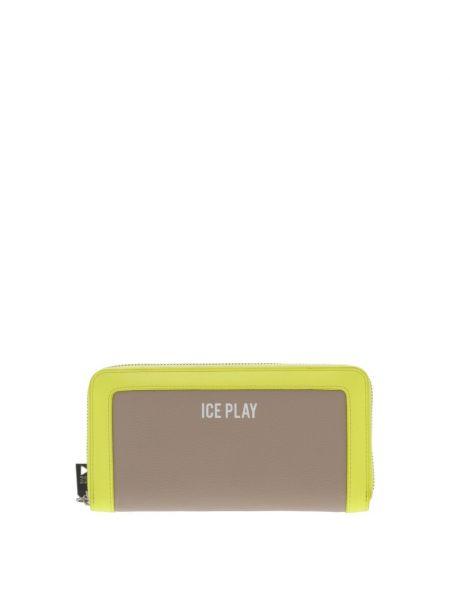 Beżowy portfel Ice Play