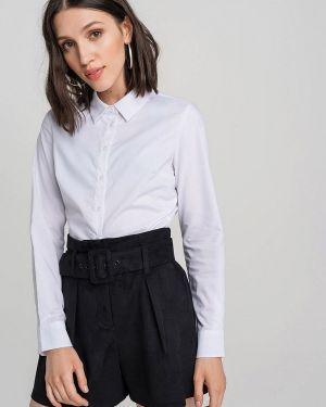Рубашка с длинным рукавом белая Befree
