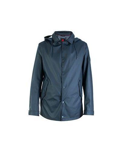 Синяя куртка повседневная Strellson