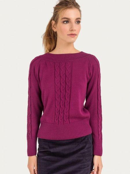 Фиолетовый свитер Stimage