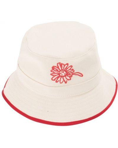 Beżowy kapelusz Red Valentino
