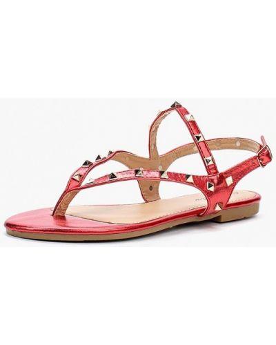 Красные сандалии Renda