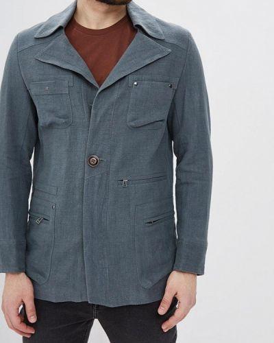 Куртка легкая бирюзовый Elijah & Sims