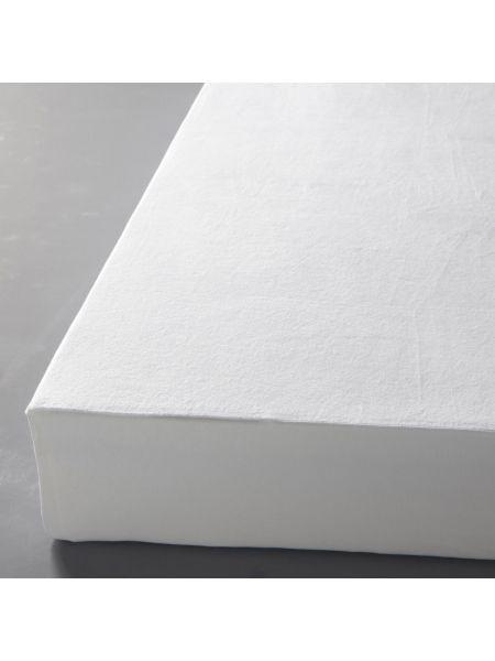 Белый чехол для матраса трикотажный Reverie Best