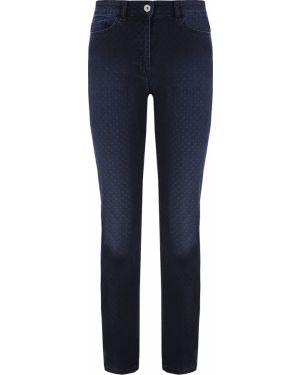 Зауженные джинсы-скинни с карманами с пайетками на пуговицах Ppep