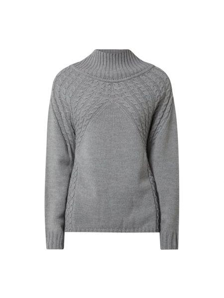 Sweter wełniany z raglanowymi rękawami Pennyblack
