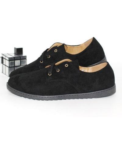 Туфли - черные Dual
