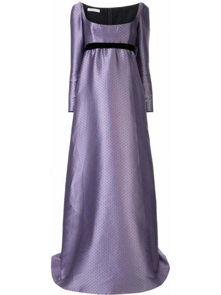Sukienka wieczorowa, fioletowy Philosophy Di Lorenzo Serafini