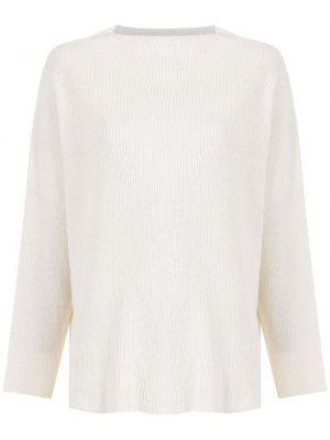 Трикотажный пуловер - белый Osklen