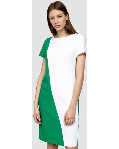 Повседневное платье весеннее зеленый Dolcedonna
