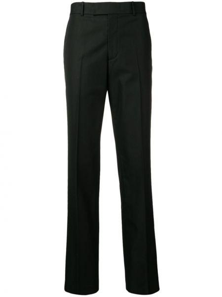 Классические брюки с поясом с карманами Helmut Lang