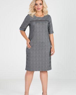 Повседневное платье платье-сарафан с кокеткой марита