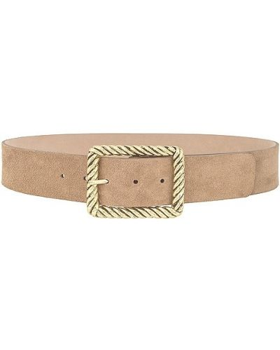 Złoty pasek - beżowy B-low The Belt