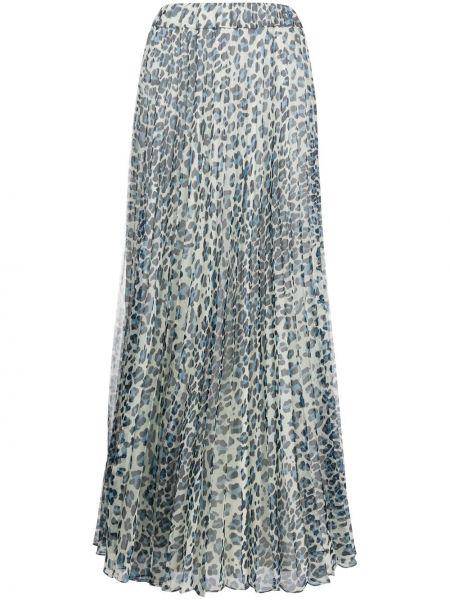 Плиссированная юбка на резинке с завышенной талией P.a.r.o.s.h.