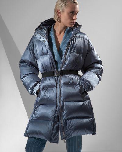Голубая куртка Vassa&co