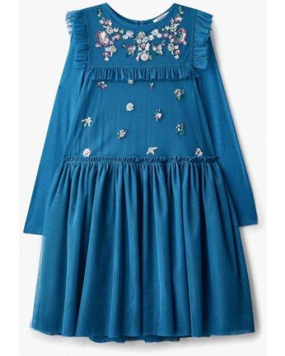 Платье на торжество осеннее Zarina