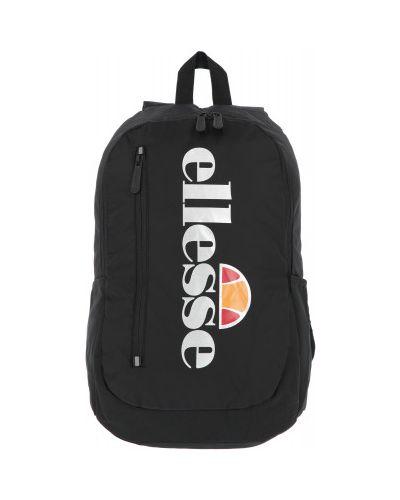 Черный рюкзак из полиэстера Ellesse