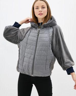 Зимняя куртка утепленная осенняя Joymiss