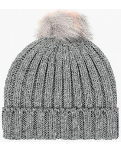 Серая шапка весенняя Dorothy Perkins