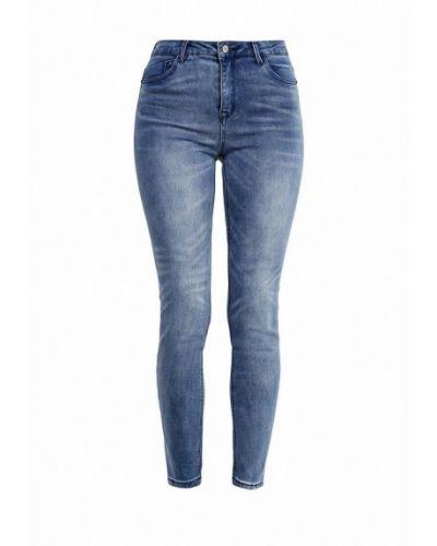 Голубые джинсы Oodji