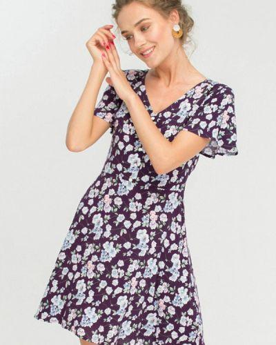 Платье - фиолетовое Shtoyko
