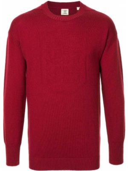Sweter wełniany z długimi rękawami Kent & Curwen