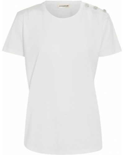 Biała t-shirt Custommade