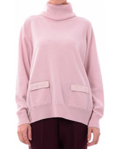 Розовый свитер Twin-set