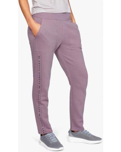 Фиолетовые спортивные брюки Under Armour