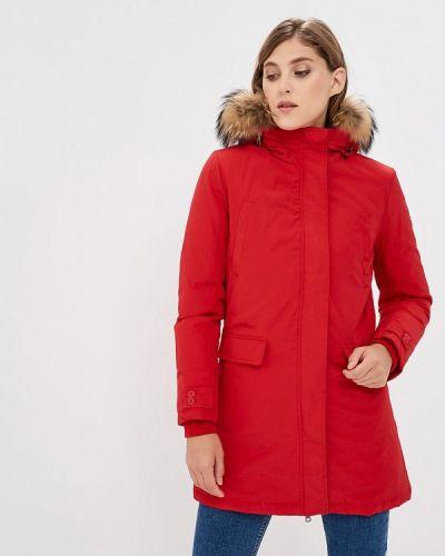 Зимняя куртка осенняя красная Bomboogie
