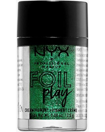 Зеленые тени для век Nyx
