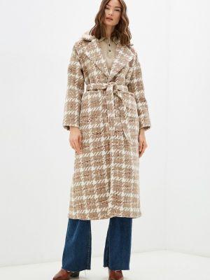 Бежевое хлопковое пальто Fresh Cotton