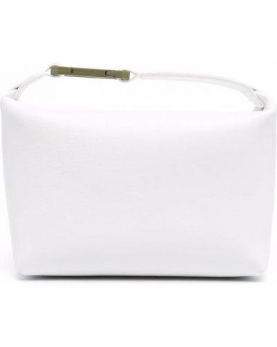 Biała torebka skórzana Eera