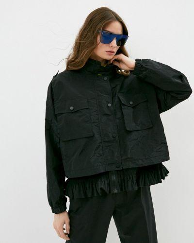 Облегченная черная куртка Seventy