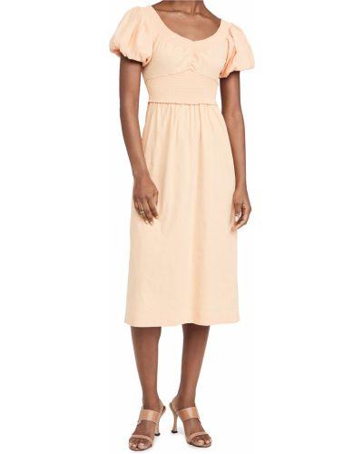Льняное платье Alc