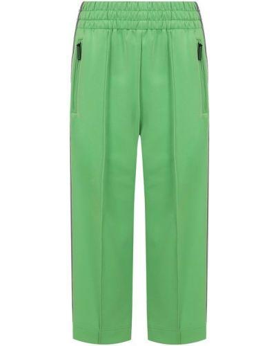 Спортивные брюки укороченные зеленый Marc Jacobs