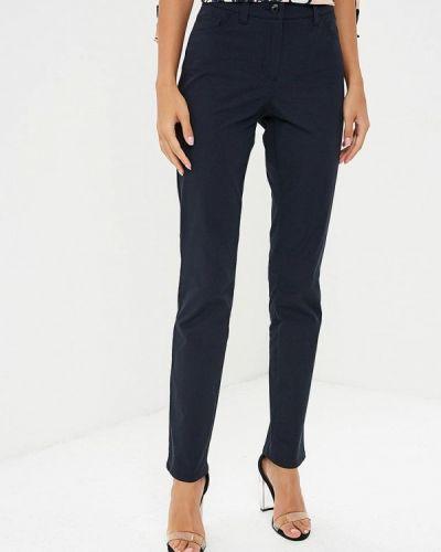 Синие брюки прямые Gerry Weber