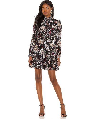 Платье винтажное - черное Yumi Kim