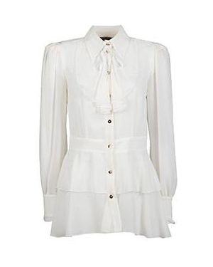 Блузка белая Via Torriani 88