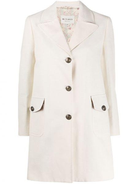 Пиджак однобортный короткий Etro