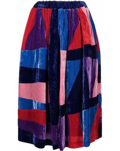 Разноцветная юбка Comme Des Garçons Comme Des Garçons