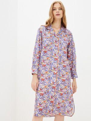Платье - фиолетовое Paul & Joe