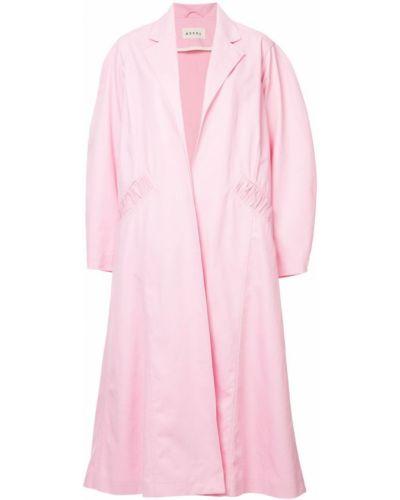 Тренчкот розовый Assel