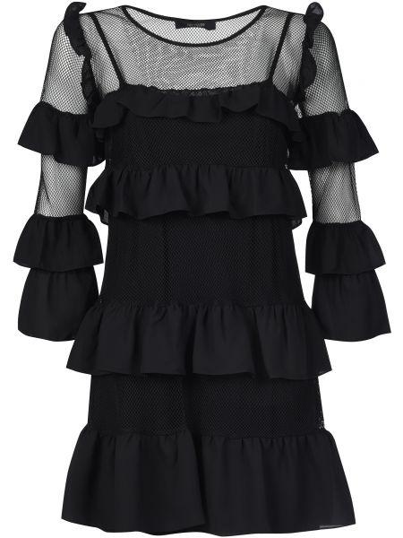 Платье из вискозы осеннее Twin-set