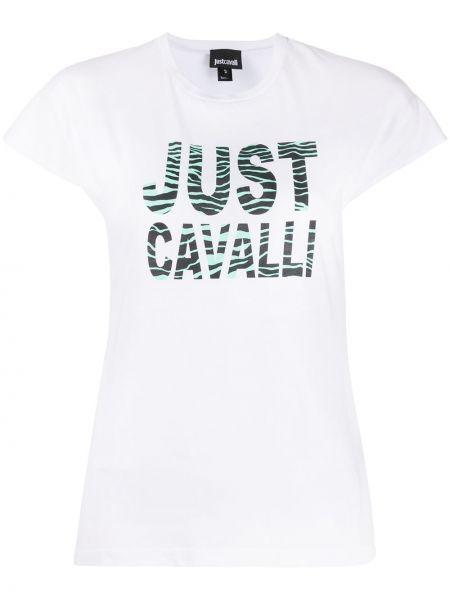 Топ облегающий короткий Just Cavalli