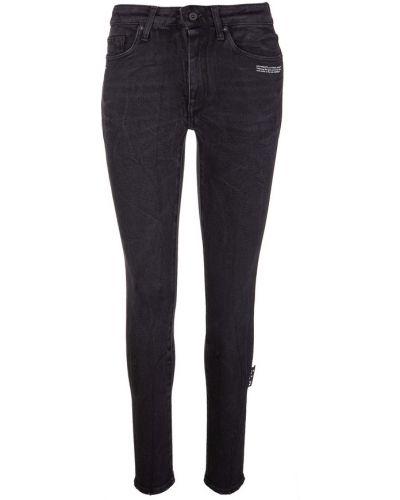 Spodnie - czarne Off-white