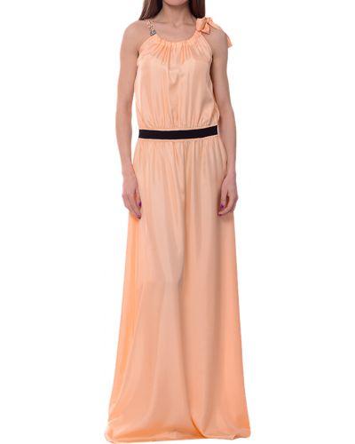 Платье шелковое весеннее Pinko