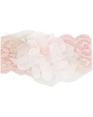 Opaska na głowę na głowie różowy Colorichiari