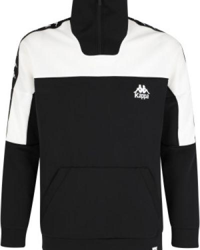Черная спортивная кофта Kappa